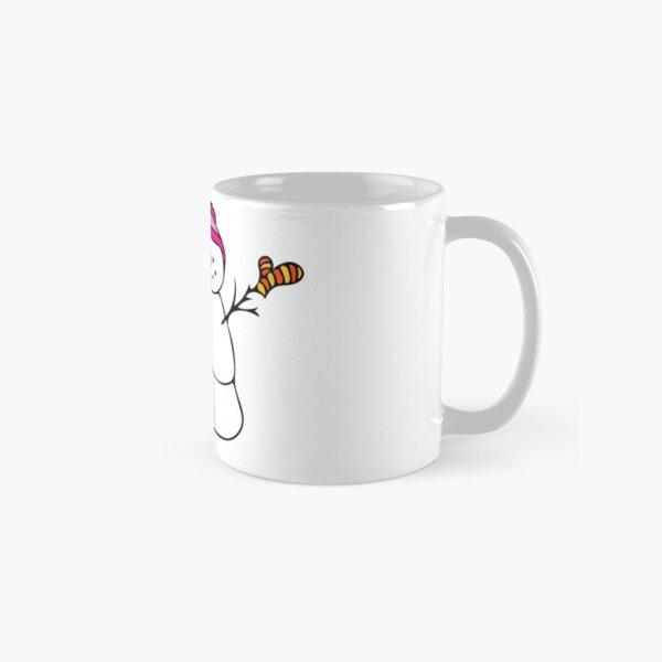 Winter Swan Classic Mug