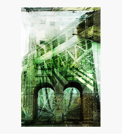 Anglesey Wales – Photomontage Photographic Print