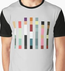 Look Closely (Barcode Edition) Graphic T-Shirt