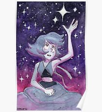 Where is Home?  Steven Universe Lapis Lazuli Poster
