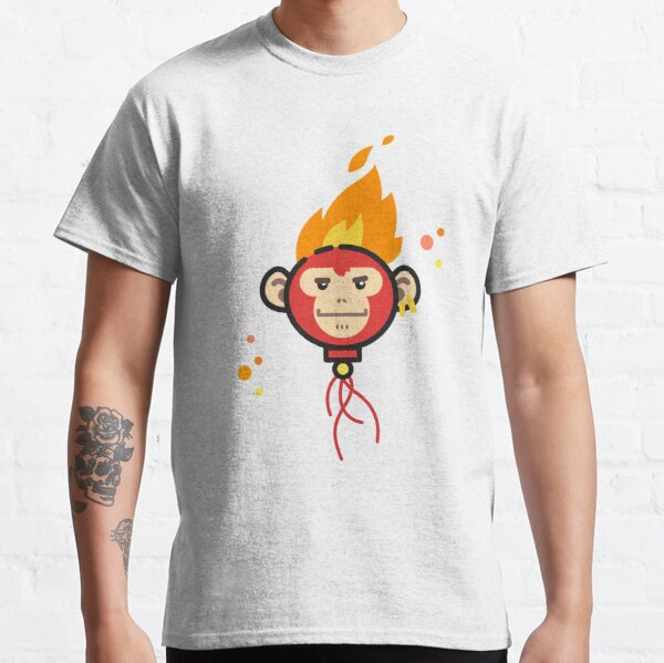 Fire Monkey Classic T-Shirt