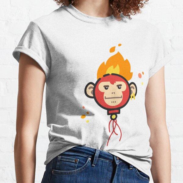 Fire Monkey Classic T-Shirt