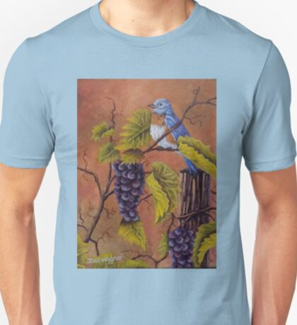 Bluey and the Grape Vine T-Shirt