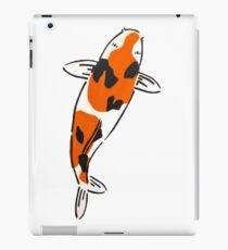 1 Koi Upstream iPad Case/Skin