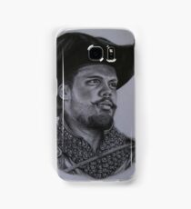 Porthos and his hat Samsung Galaxy Case/Skin