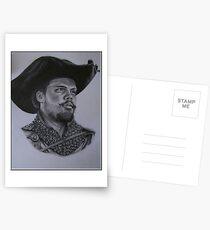 Porthos und sein Hut Postkarten