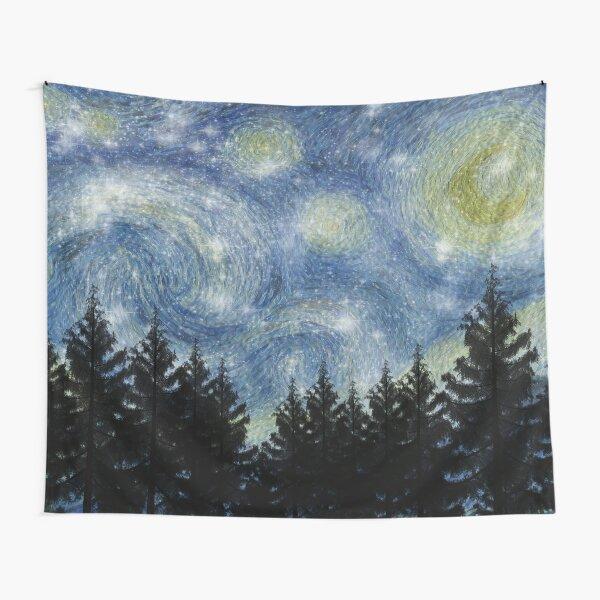 Star Night Tapestry