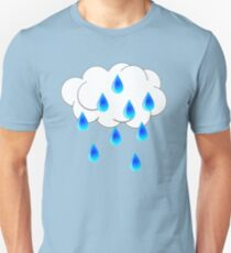 Rain Clouds Unisex T-Shirt