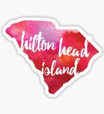 Hilton Head Island, South Carolina  Sticker