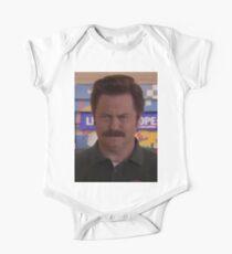 Ron Swanson Kids Clothes
