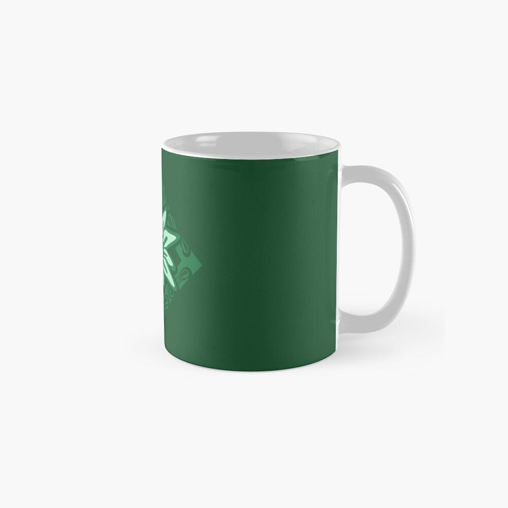 Edelweiss pattern Mug