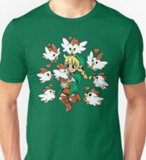 Linkle the Cucco Queen  T-Shirt