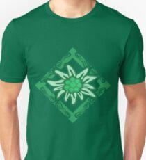 Edelweiss Pattern Unisex T-Shirt