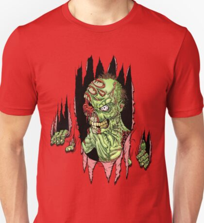 Zombie Break Out T-Shirt