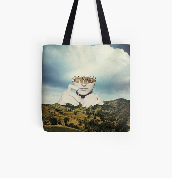 Tuning All Over Print Tote Bag