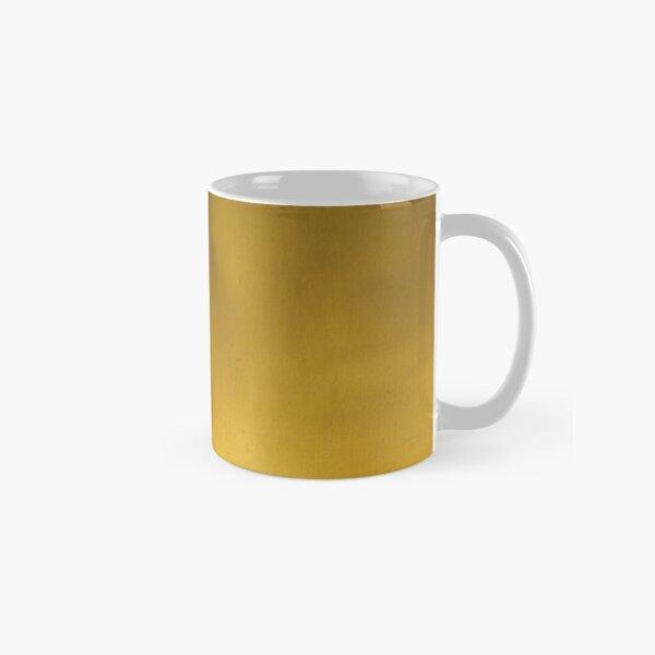 Gold Watercolour Ombre Classic Mug