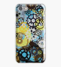 Cogs Of Your Heart iPhone Case/Skin