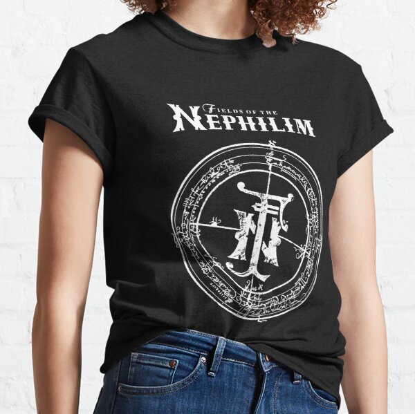 Myever Fields Of The Nephilim Shirt For Man For Women Handmade Customize T-Shirt Classic T-Shirt