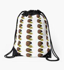 Nicht die Bienen Turnbeutel