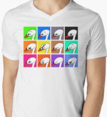 Be the Best Version of You Men's V-Neck T-Shirt