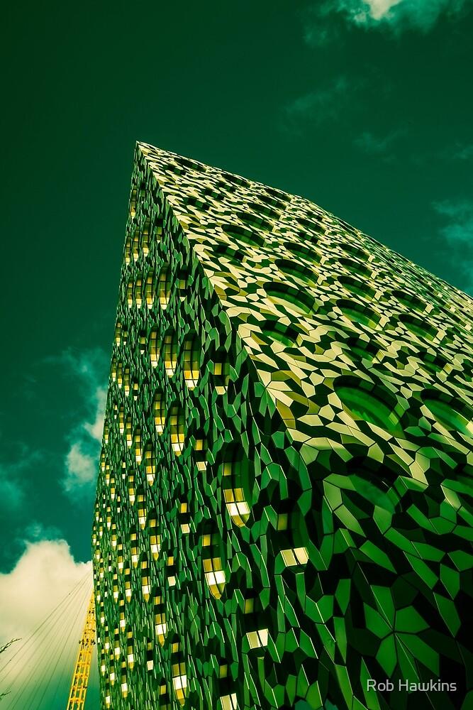 Green Scraper  by Rob Hawkins