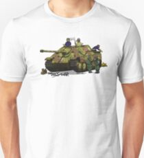 The Dogs of War: Jagdpanther T-Shirt