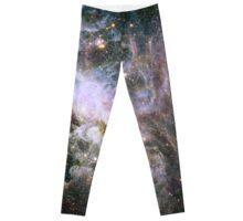 Tarantula Nebula Astronomy Leggings