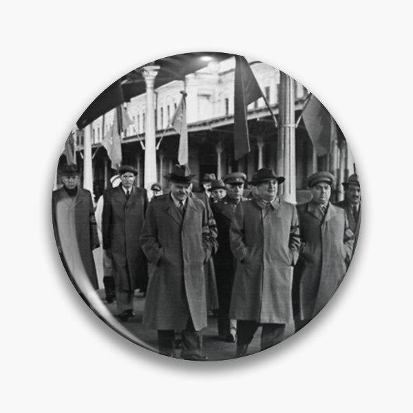 В. М. Молотов, Л. П. Берия, Г. М. Маленков, А. И. Микоян, В. С. Абакумов. Москва, 1 сентября 1948 года Pin