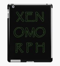 XENOMORPH iPad Case/Skin