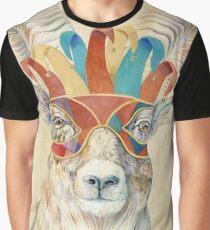 Bighorn Sheep Graphic T-Shirt