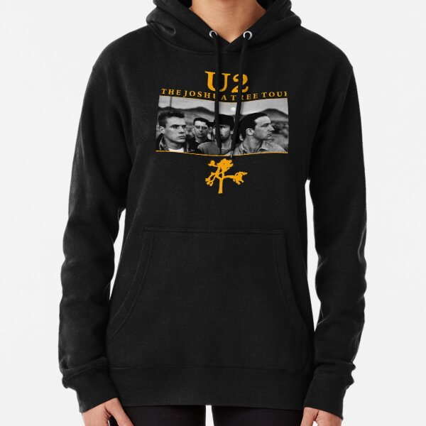 the gold Pullover Hoodie