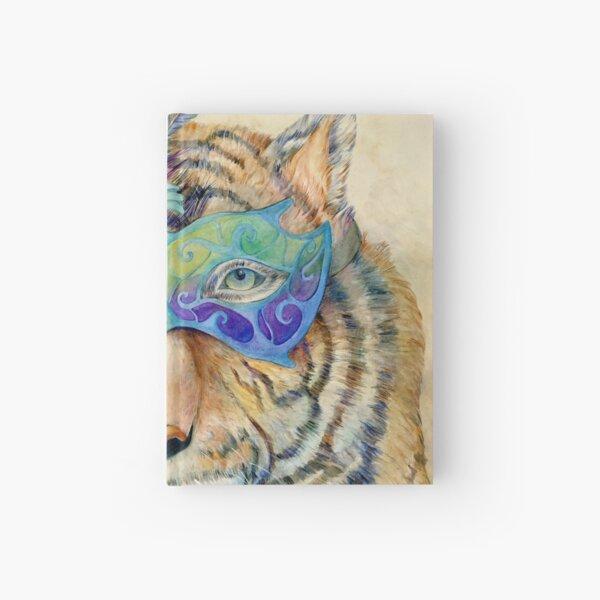 Tiger Hardcover Journal