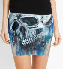 Life's True Face Mini Skirt