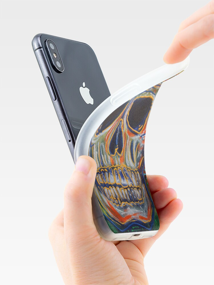 Alternative Ansicht von Färbe Meine Seele iPhone-Hüllen & Cover