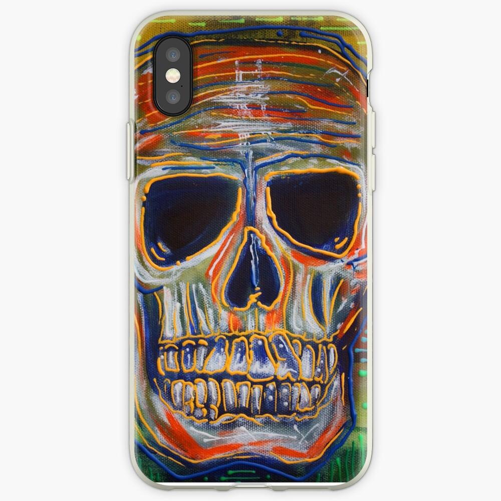 Färbe Meine Seele iPhone-Hüllen & Cover