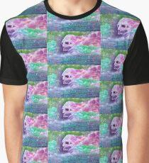 Skull Cloud Graphic T-Shirt