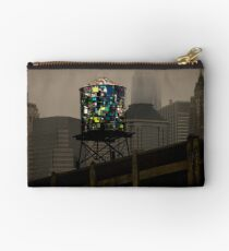 Brooklyn Water Tower Studio Pouch