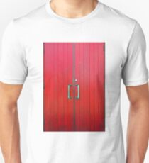 Church Door  Unisex T-Shirt
