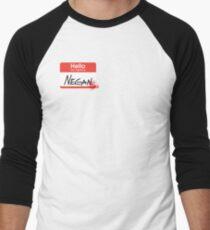 Hello, my name is Negan T-Shirt