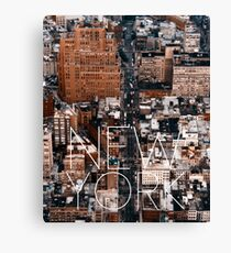NEW YORK VII Canvas Print