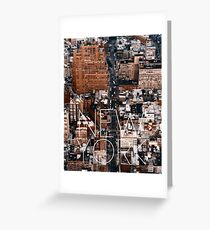 NEW YORK VII Greeting Card