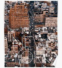NEW YORK VII Poster
