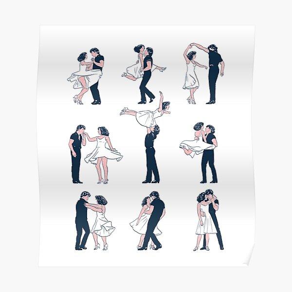 Danse sale Poster