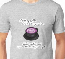 Welcome to Night Vale Coffee Unisex T-Shirt