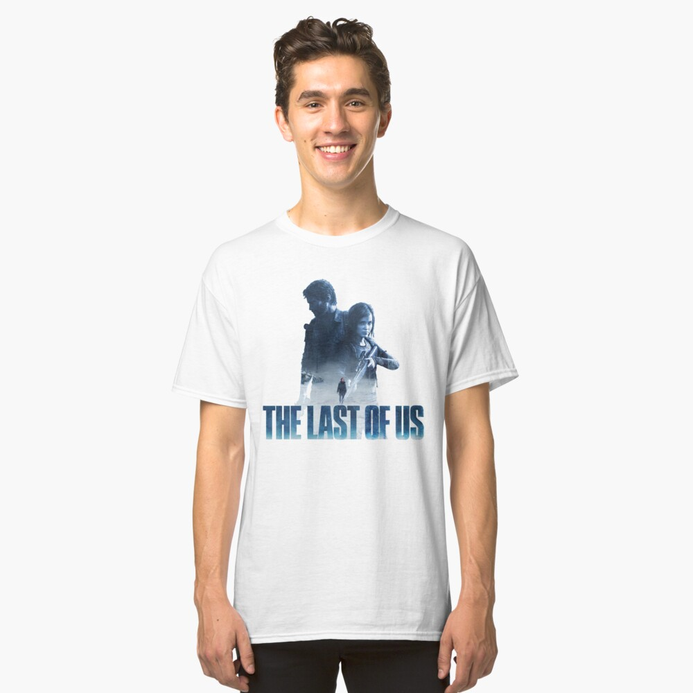 """The Last Of Us """"Cold Winter"""" Classic T-Shirt"""