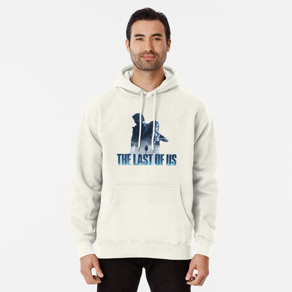"""The Last Of Us """"Cold Winter"""" Pullover Hoodie"""