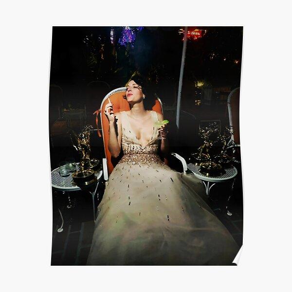 Phoebe Waller-Bridge se détendre avec ses Emmys Poster