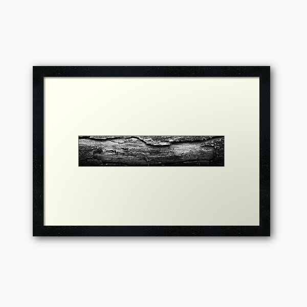 Texture Framed Art Print