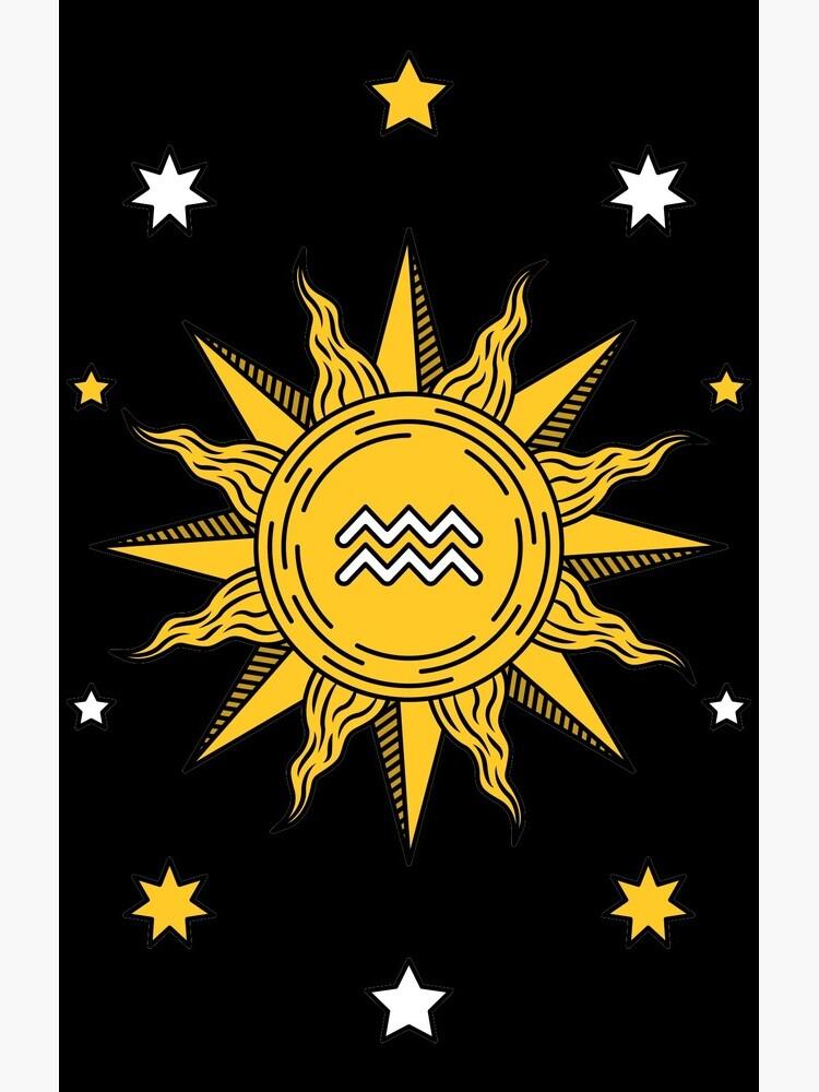 Aquarius Sun by Ranggasme
