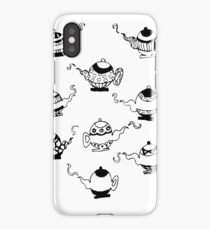 Teapots!  iPhone Case/Skin